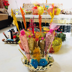 Exclusive Dry Fruits Bouquet By Deepali Creations