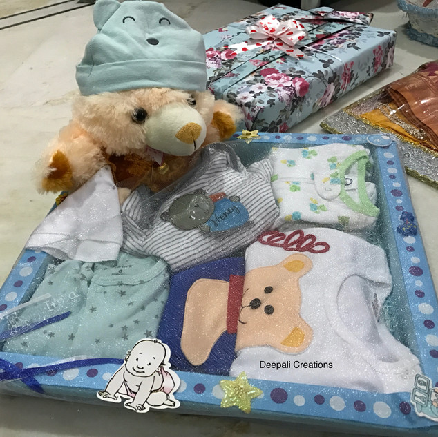 Babyshower Packing By Deepali Creations