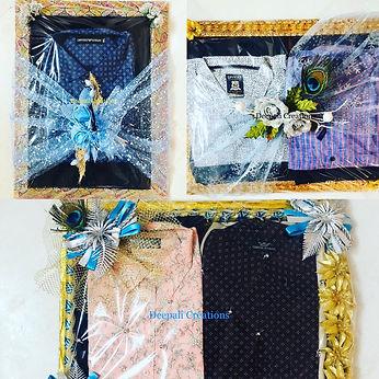 Shirt Gift Packing