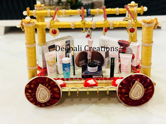 Cosmetic Tray Packing By Deepali Creations