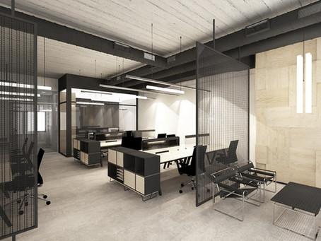 Aranżacja małego biura – pomysły oraz inspiracje