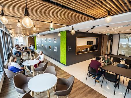 Aranżacje wnętrz biurowych – wnętrza biurowe z myślą DSGN