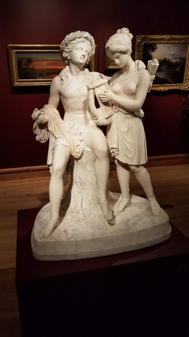 Apollo and Diana