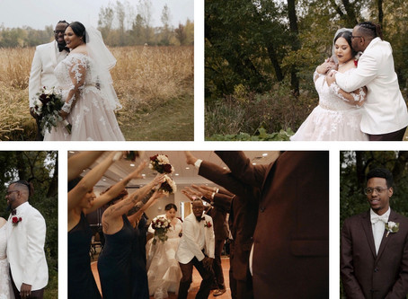 Billie & Audrey | Hilton Garden Inn Sioux Falls Wedding Film