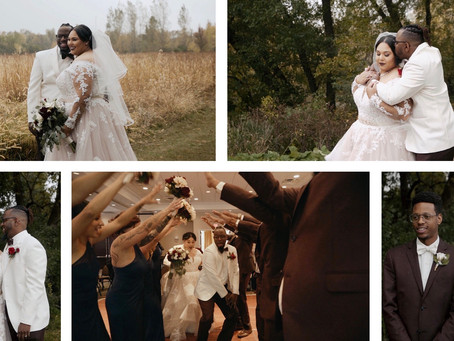 Billie & Audrey | Hilton Garden Inn Sioux Falls Wedding Film