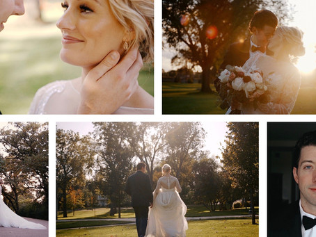 Tommy & Erin | The Country Club of Sioux Falls Wedding Film