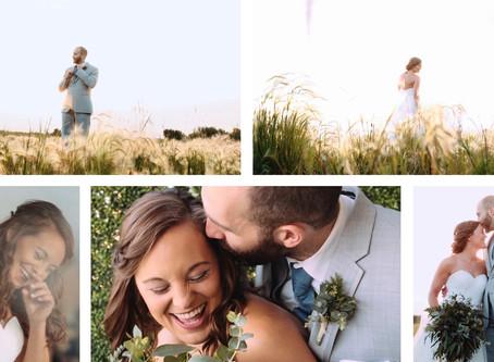 Jesse & Kayla | Blue Haven Barn Sioux Falls Wedding Film