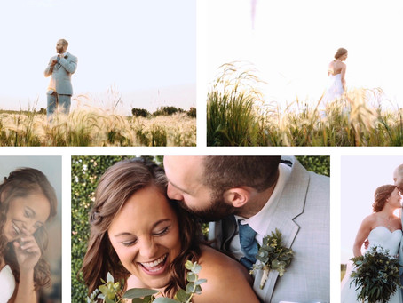 Jesse & Kayla | Blue Haven Barn Sioux Falls Wedding Film