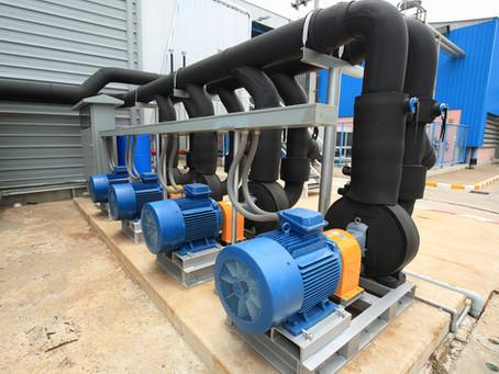 Kapalı devre ısıtma soğutma sistemleri