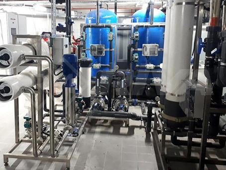 Endüstriyel Su Arıtma Ünitesi olarak Membran Teknolojisi ve Başlıca Elemanları
