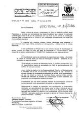 Isenção de ICMS é vetada pelo Governo