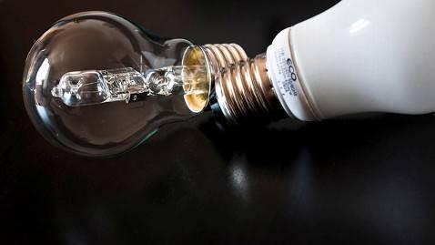 Troca de lampadas