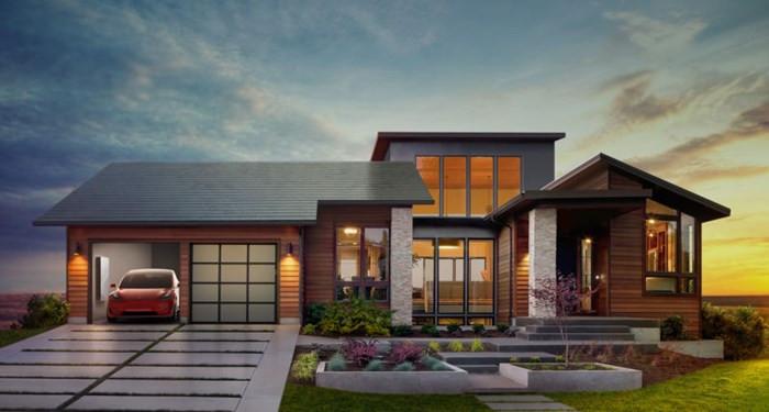 Nova telha solar