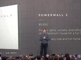 Telhas que produzem energia, confira as novidades apresentadas por Elon Musk em nome da Tesla
