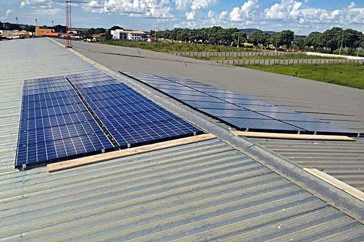 Instalação fotovoltaico