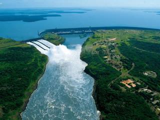 Itaipu alerta para risco de enchente