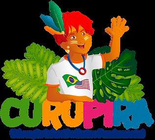 Nova logo Curupira revisada com gola lar