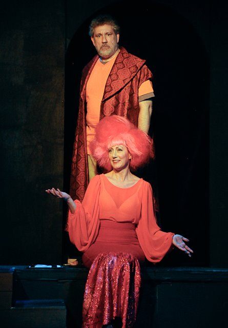 Dionyza and Cleon