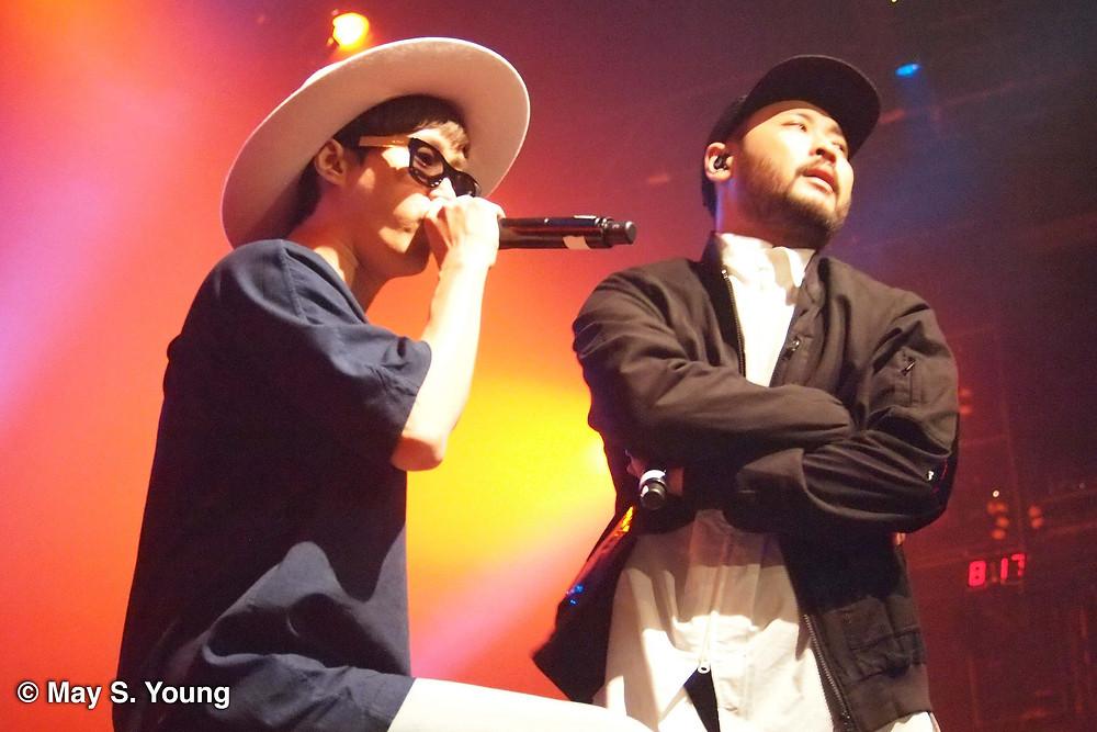 YG Artist, Epik High performance