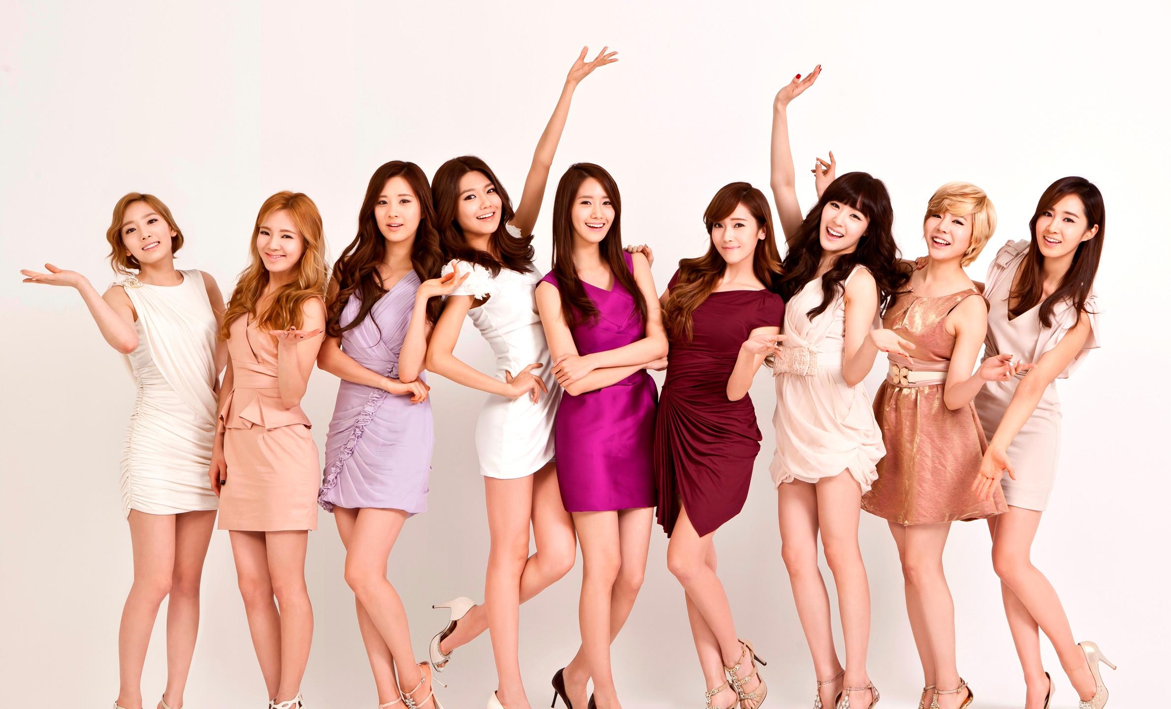 Girls' Generation for LG Electronics
