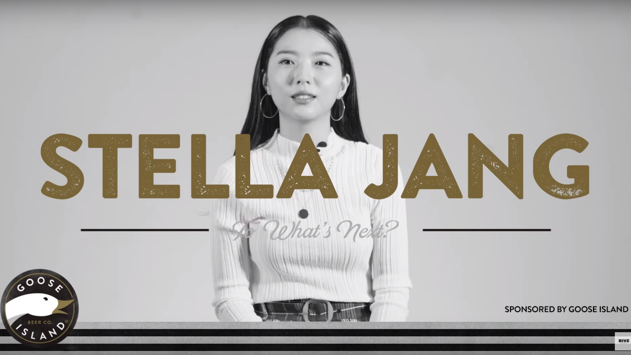 Stella Jang in Cheers to What's Next