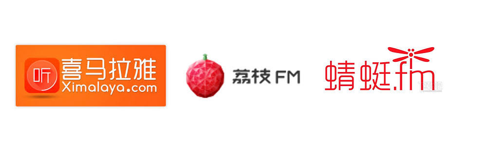 Top Podcast platforms in China - Ximalaya, Lizhi FM and Qingting FM