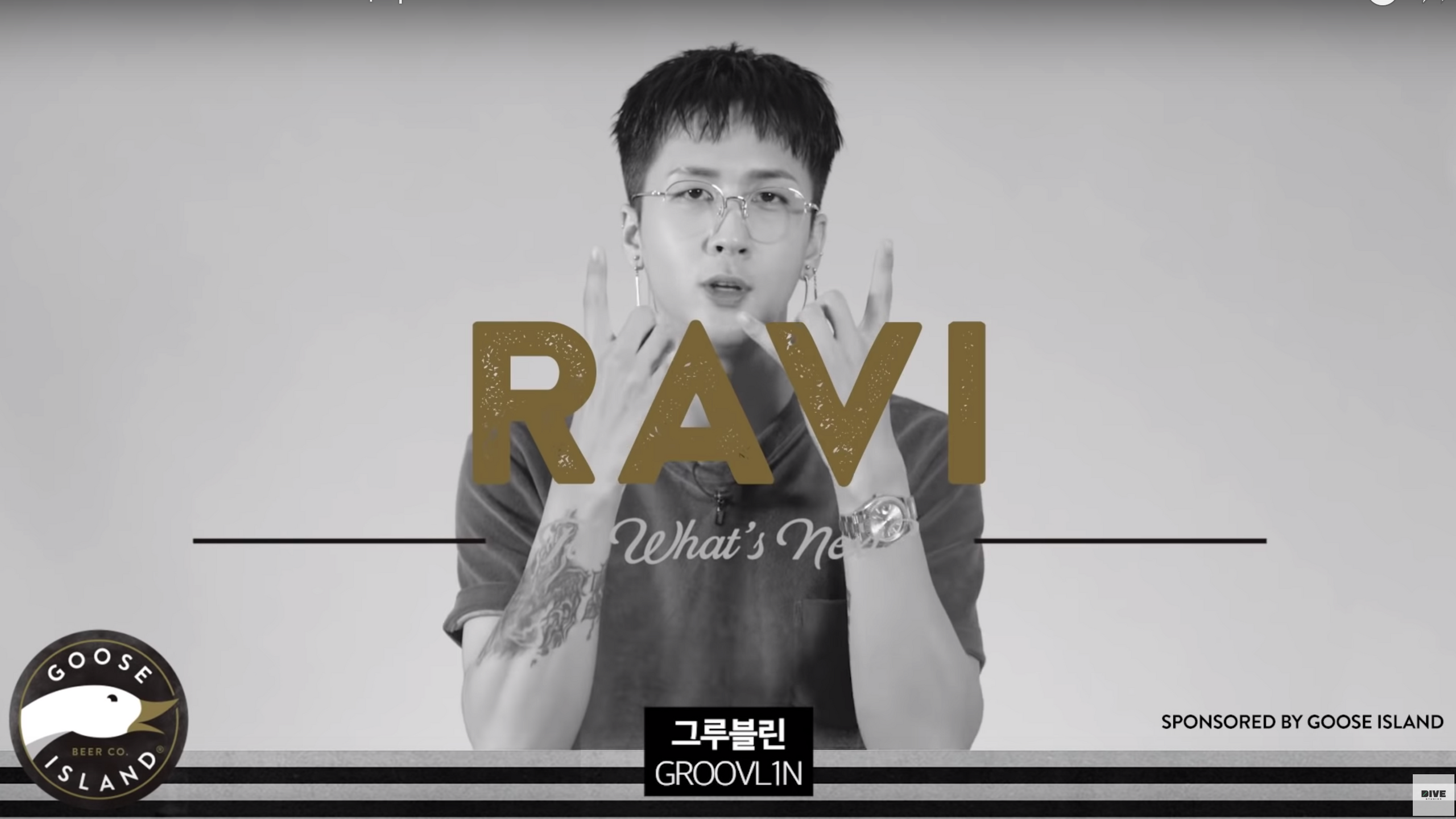 Ravi in Cheers to What's Next