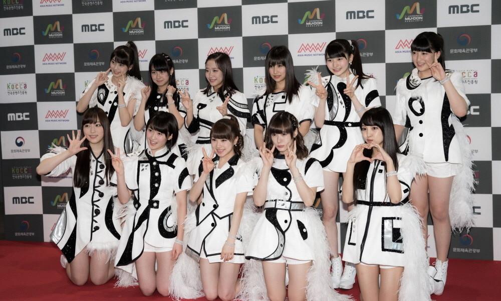 Jpop Girl Group Morning Musume