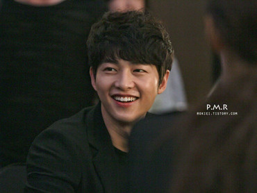 Artist Spotlight: Song Joong Ki