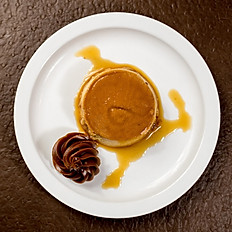 Flan with Dulce de Leche (20 servings)