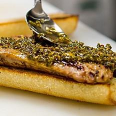 Choripan Tray  (10 sandwiches)