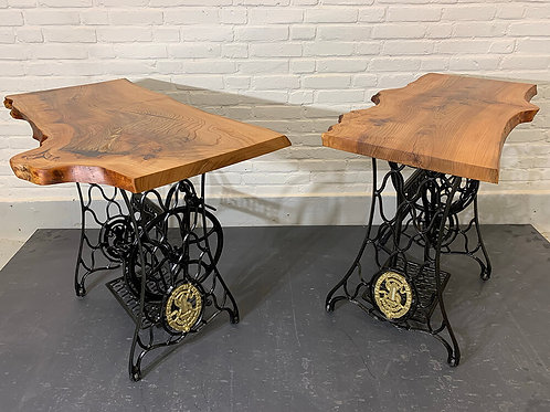 Singer sewing machine tables