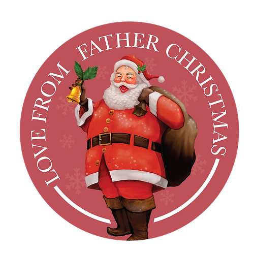 LOVE FROM FATHER CHRISTMAS