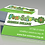 Thumbnail: SINGLE SIDED BUSINESS CARD