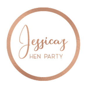 MINIMAL HEN PARTY STICKERS