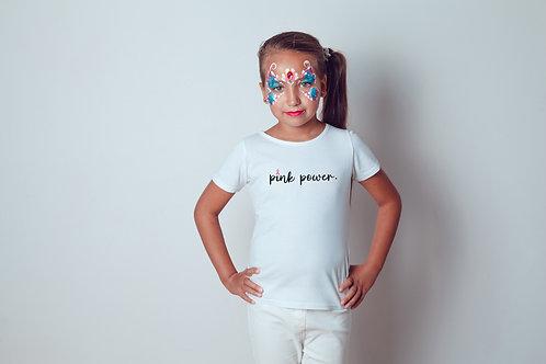 PINK POWER T-SHIRT