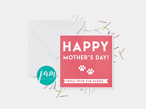 FUR BABIES MOTHER'S DAY