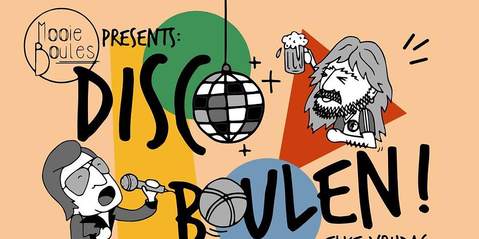 Disco Boulen invites Panchi Som Sistema