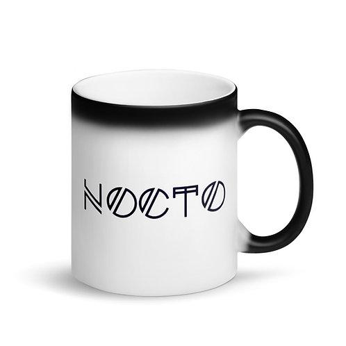 Nocto Matte Black Magic Mug