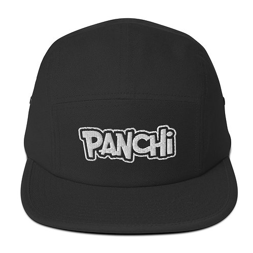 Panchi Embroidered Five Panel