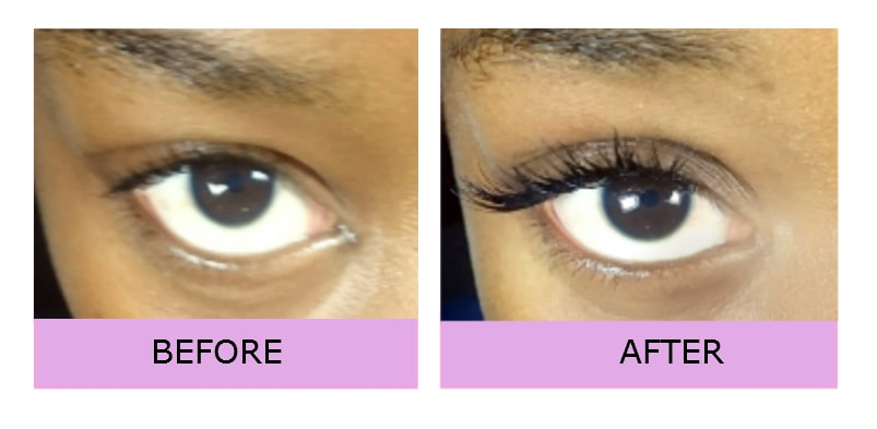 Perfect Silk Lashes-London