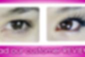 Lashes London eyelash extension reviews