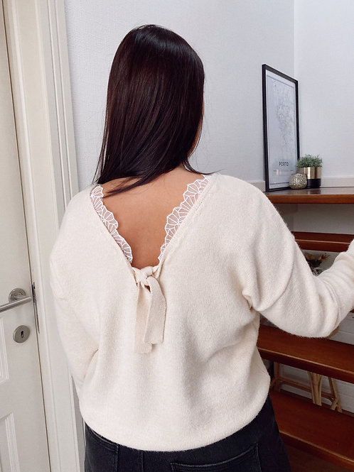 LACE BACK - PULL