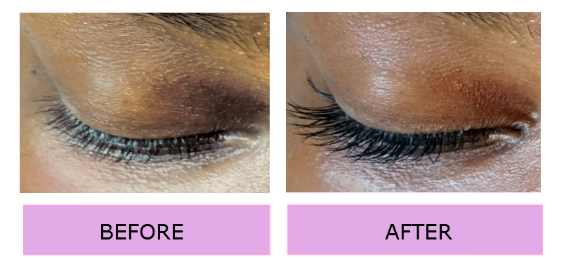 Lashes-London Natural extensions