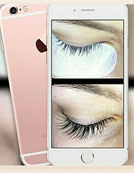 Lashes London waterproof extensions are better than any mascara or lash growth products..