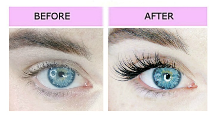 Lashes London mink lash extension