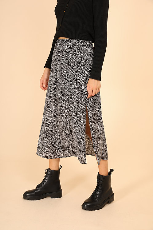 SPLIT IN IT - SKIRT