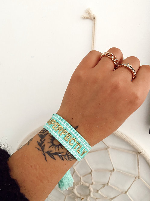 IMPERFECTLY PERFECT - BRACELET