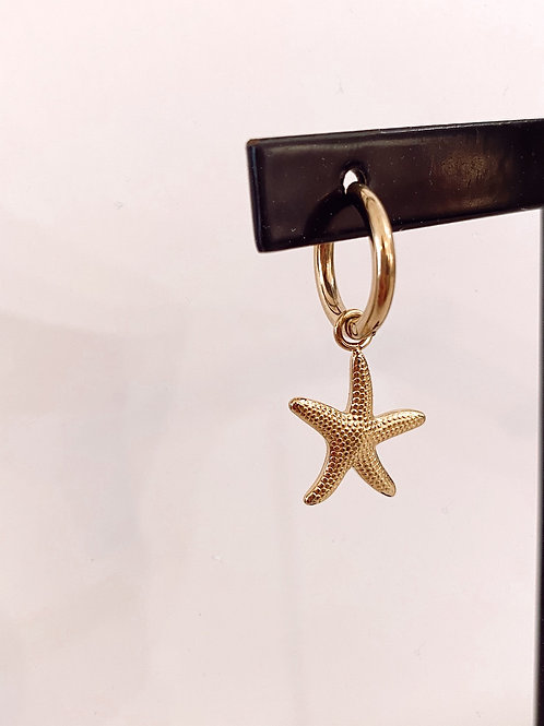 ONE PIECE EARRING - SEA STAR