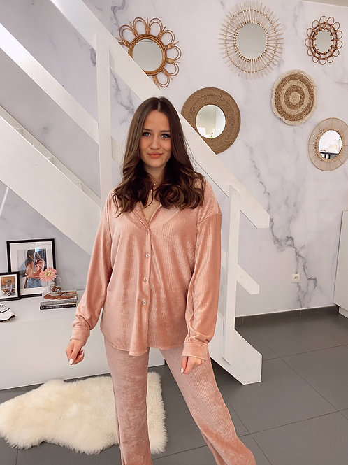 PERFECT FIT BLOUSE - PINK